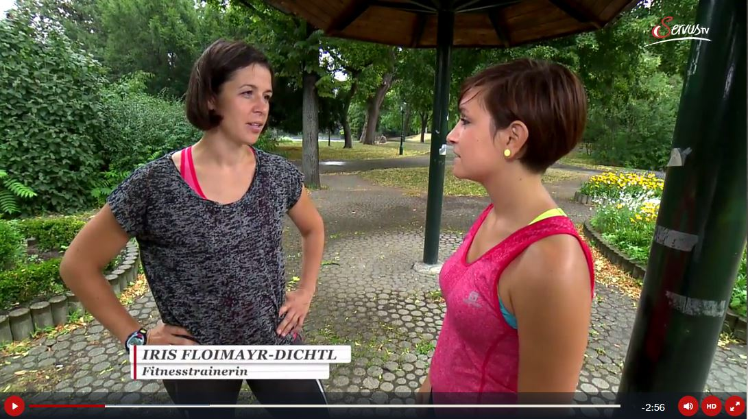 mamaFIT stellt vor: FASZIEN TRAINING, FASZIEN FITNESS Video