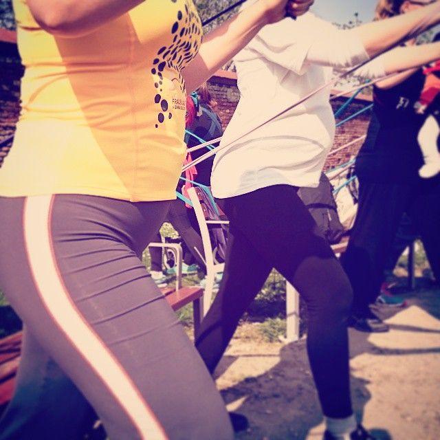 mamaFIT augarten schwangere workout