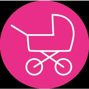 mamaFIT mit dem Kinderwagen