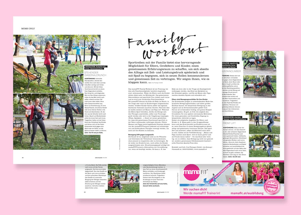 Family – Workout – hello familiii