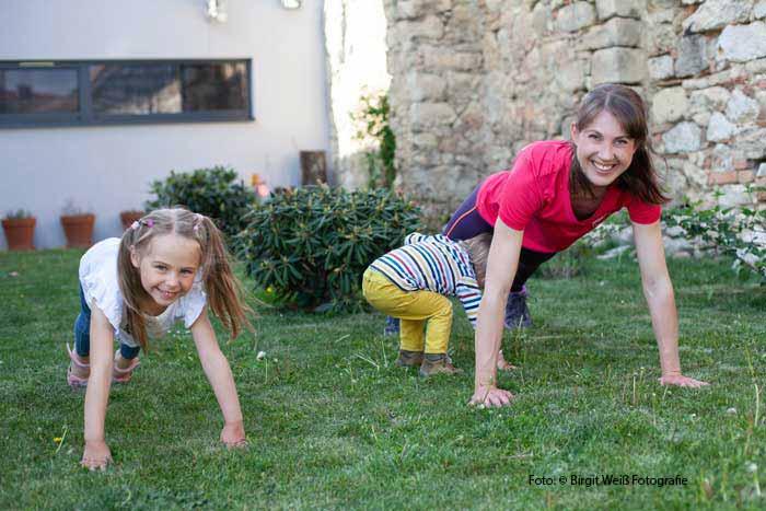 Alltag mit Kindern – 3 Ideen für eine aktive Tagesgestaltung für die ganze Familie