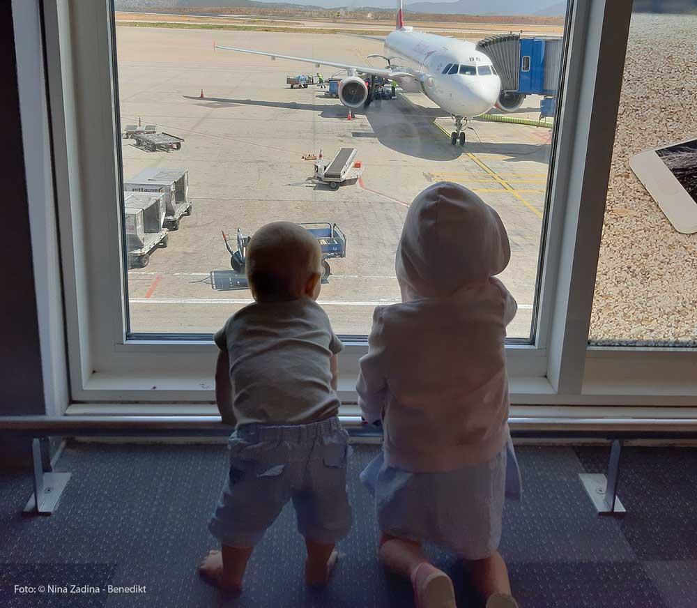 Fliegen- ein Kinderspiel